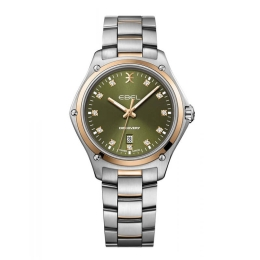 Montre Ebel Discovery Lady Green Or Diamants 1216424